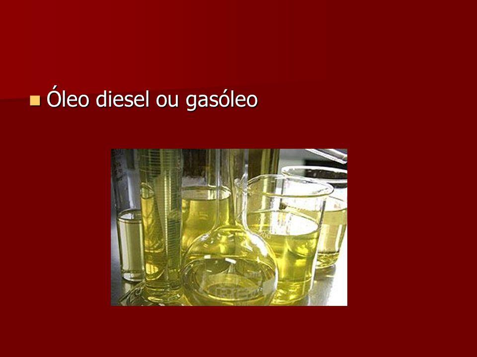 Óleo diesel ou gasóleo