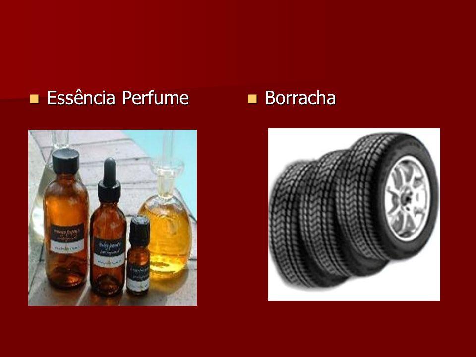 Essência Perfume Borracha