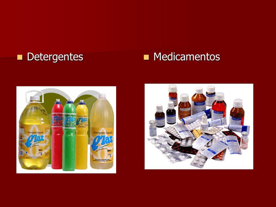 Detergentes Medicamentos