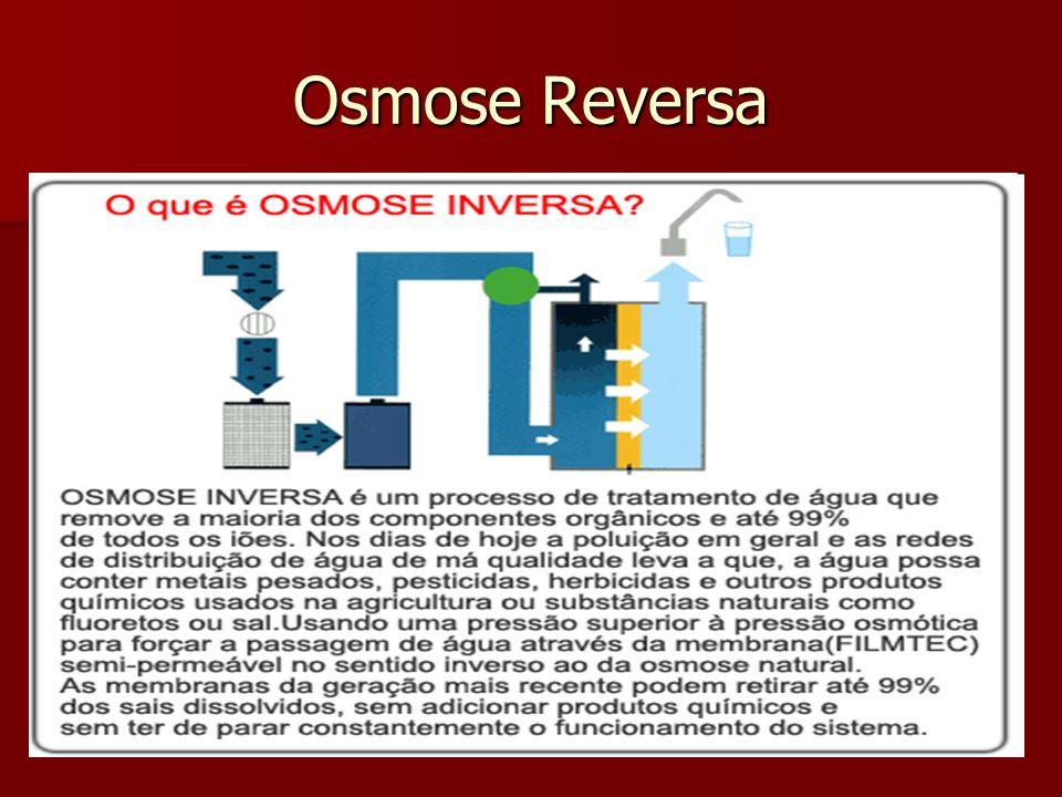 Osmose Reversa