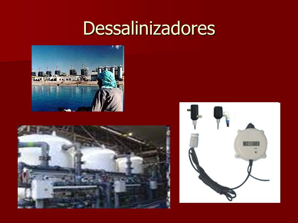 Dessalinizadores