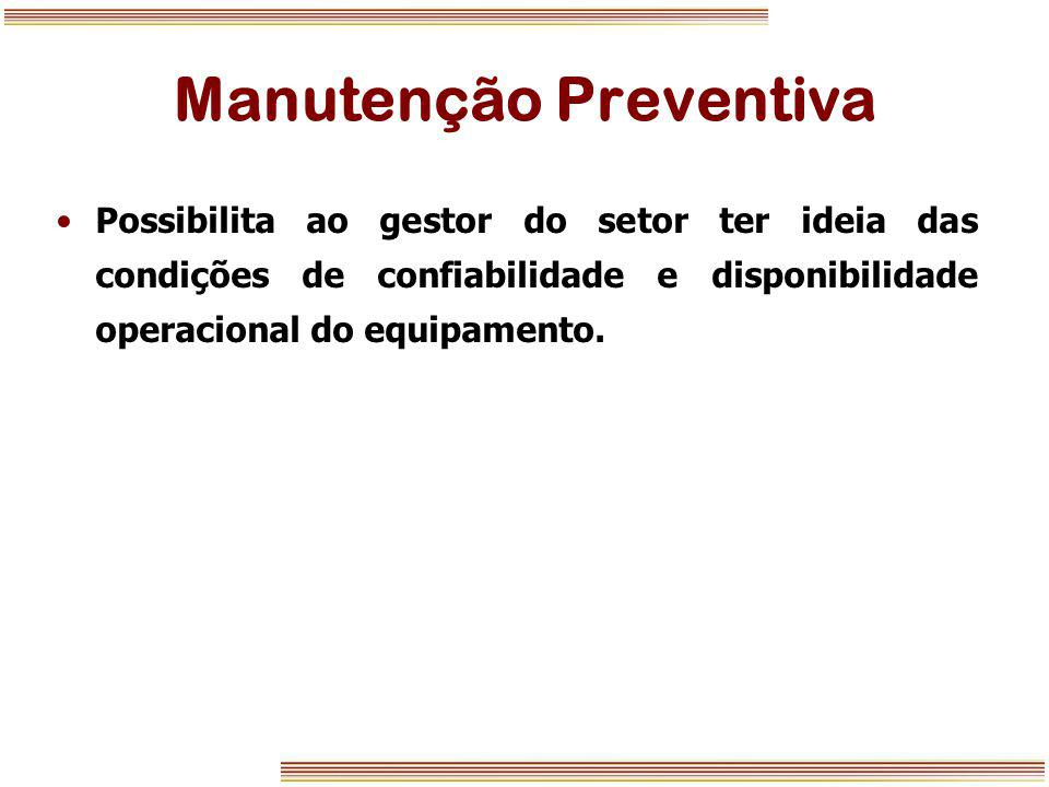 Manutenção Preventiva