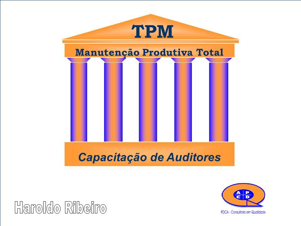 Manutenção Produtiva Total Capacitação de Auditores