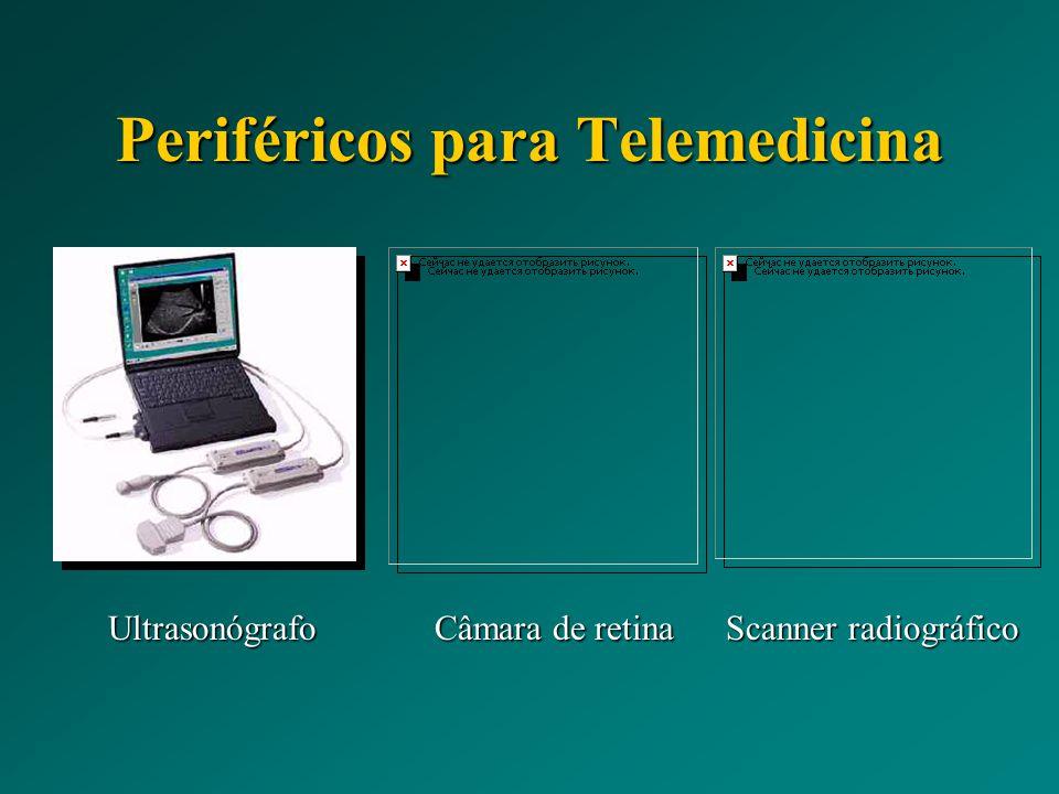 Periféricos para Telemedicina