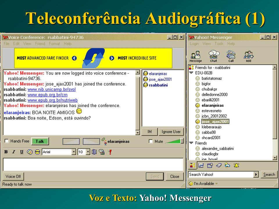 Teleconferência Audiográfica (1)