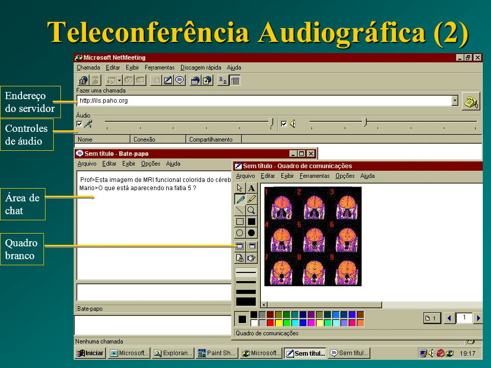 Teleconferência Audiográfica (2)