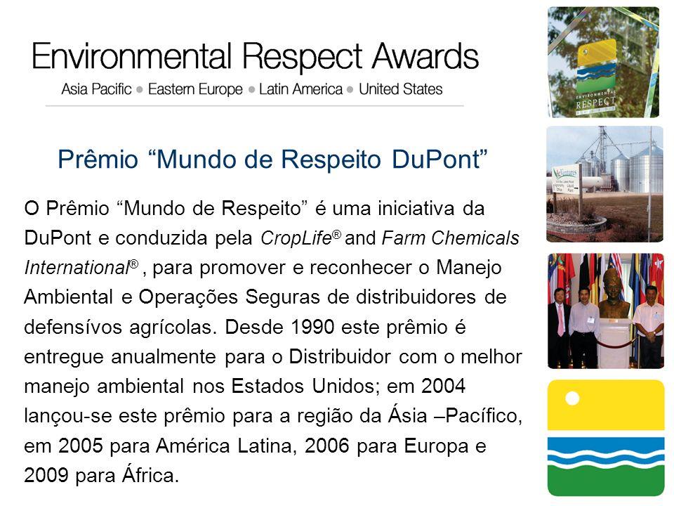 Prêmio Mundo de Respeito DuPont