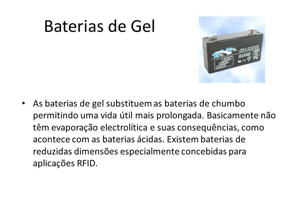 Baterias de Gel