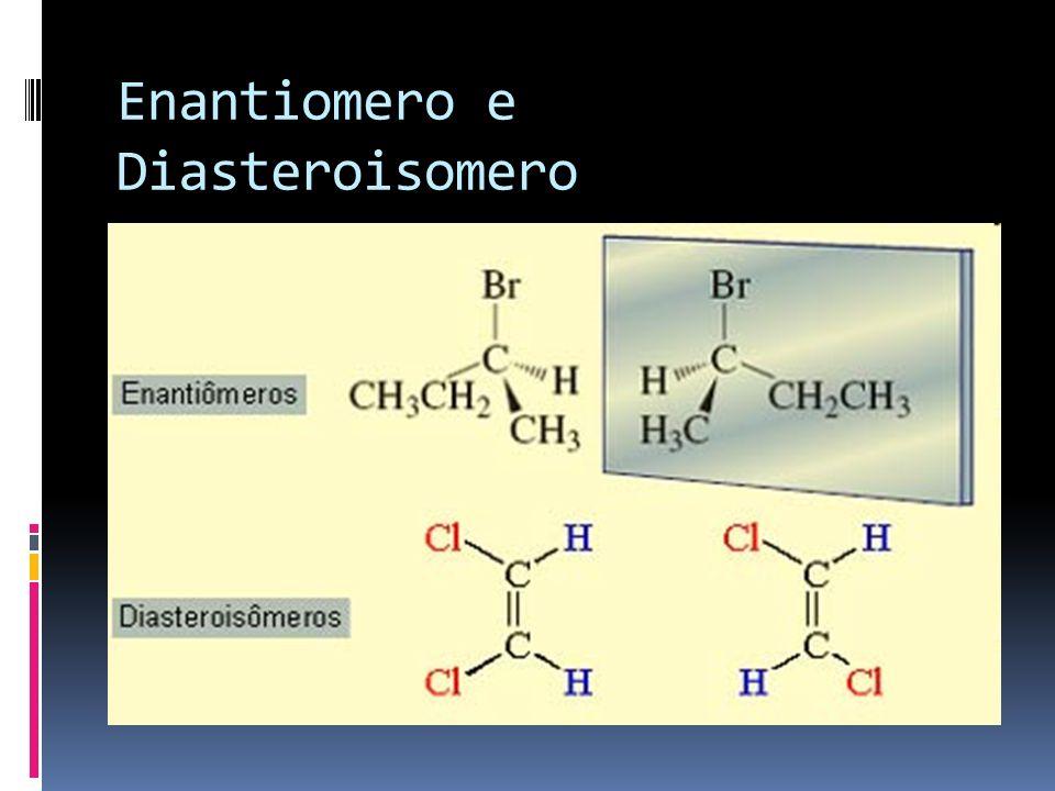 Enantiomero e Diasteroisomero