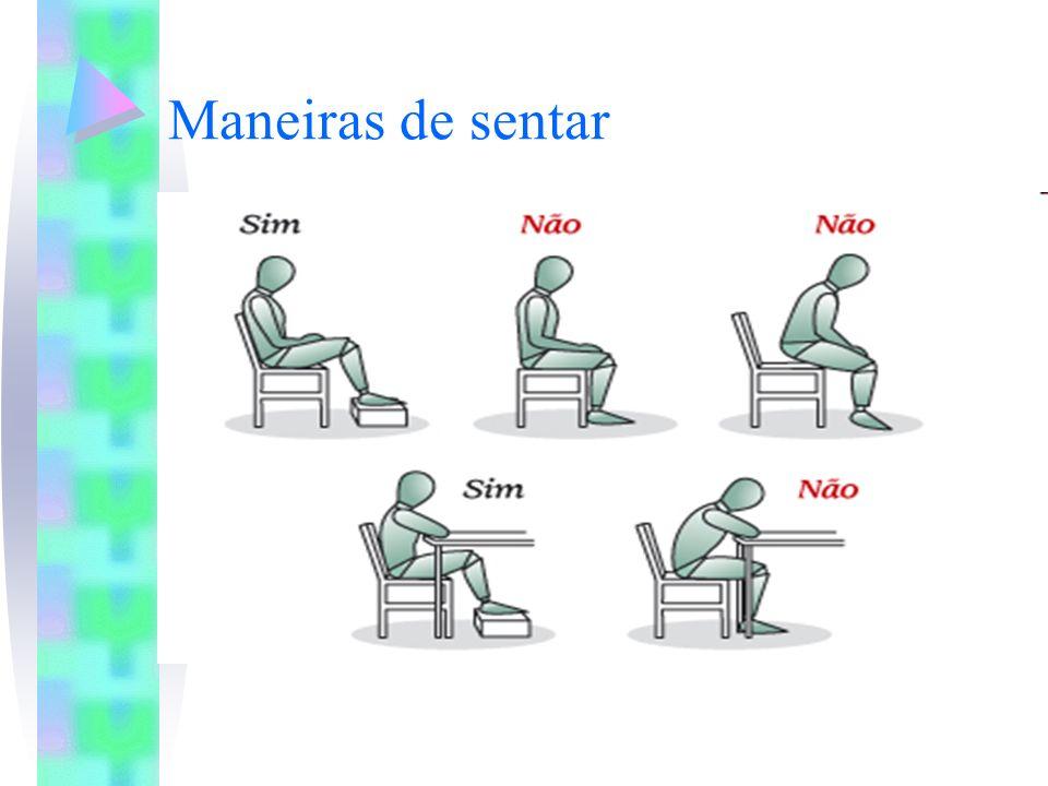 Maneiras de sentar