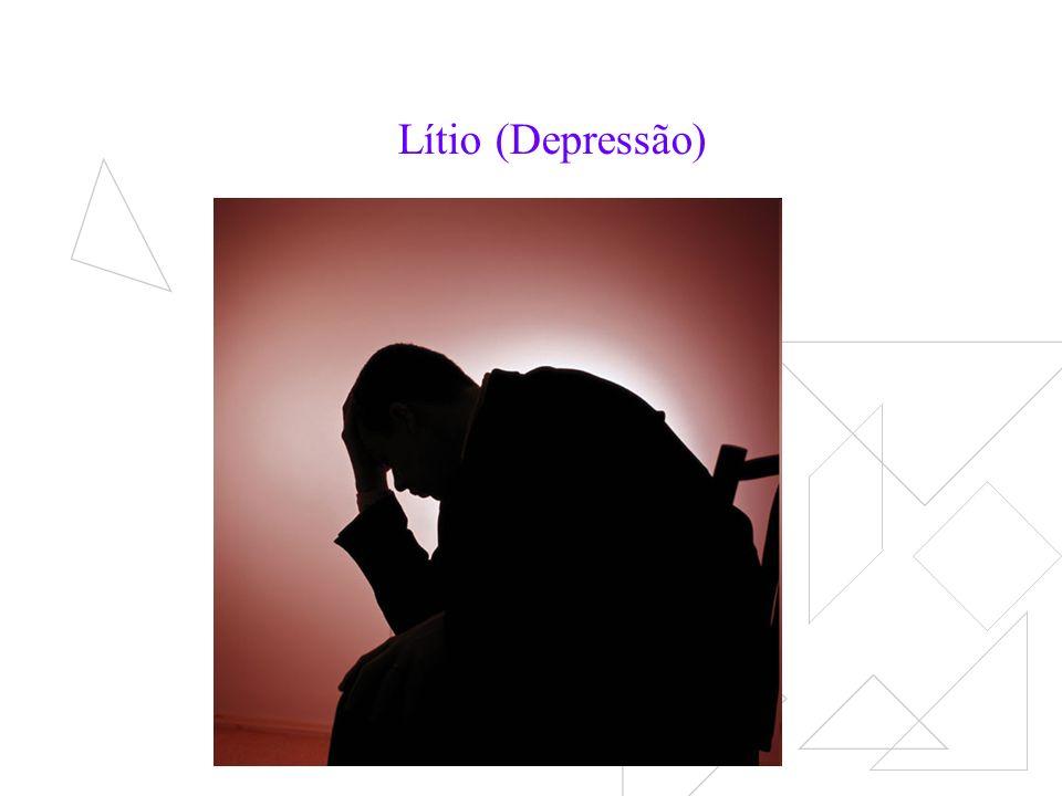 Lítio (Depressão)