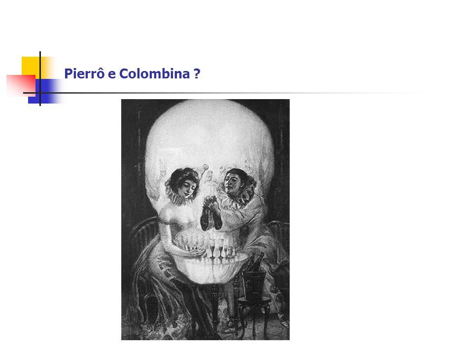 Pierrô e Colombina