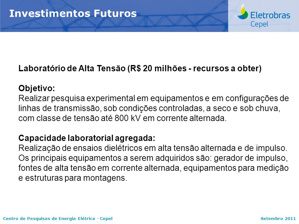 Investimentos Futuros