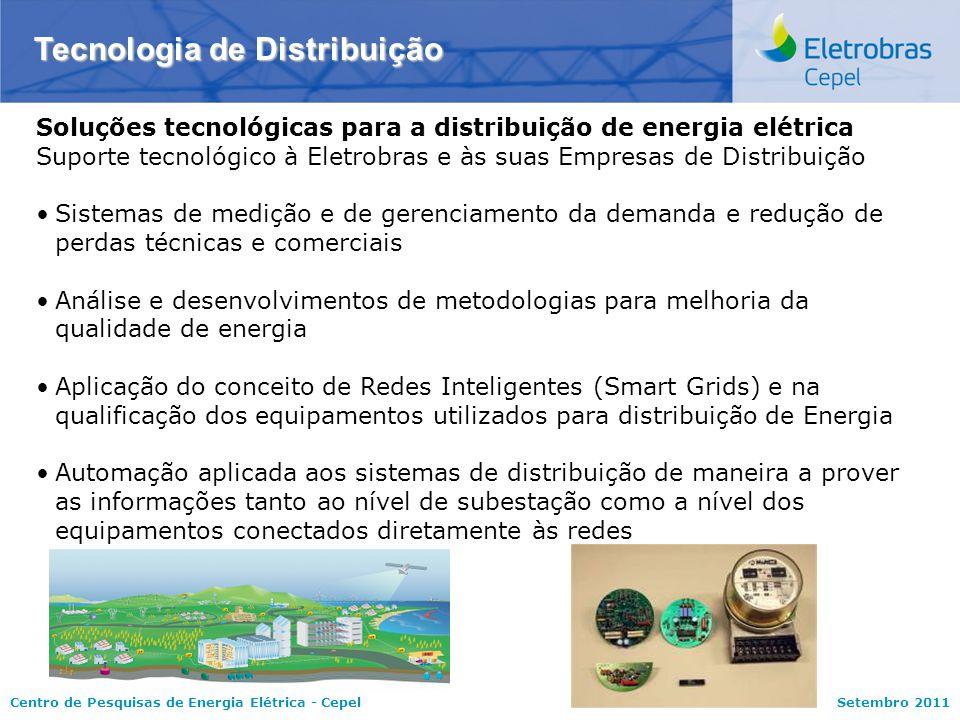 Tecnologia de Distribuição