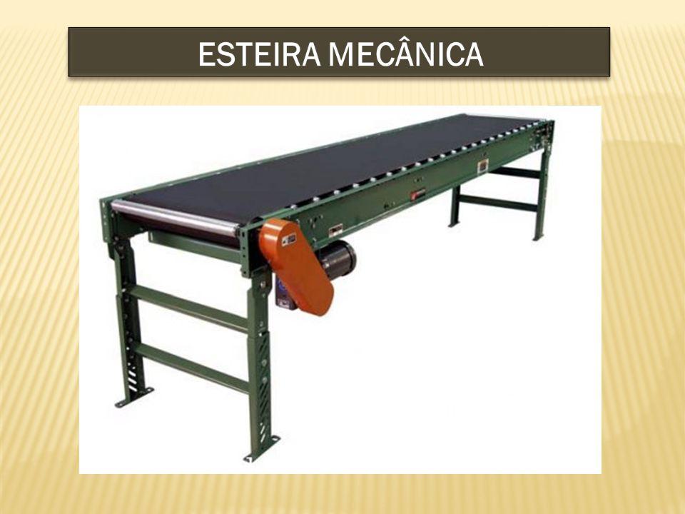 ESTEIRA MECÂNICA