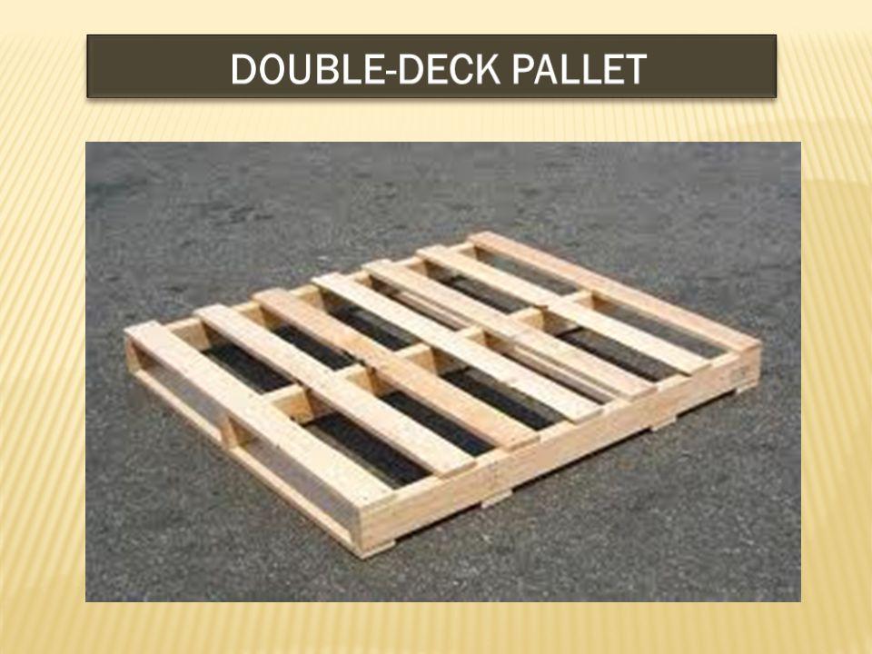 DOUBLE-DECK PALLET
