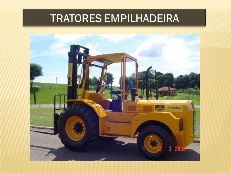 TRATORES EMPILHADEIRA