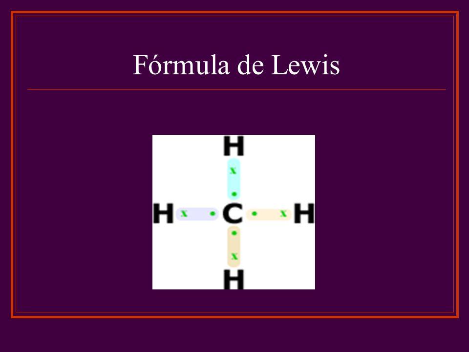 Fórmula de Lewis