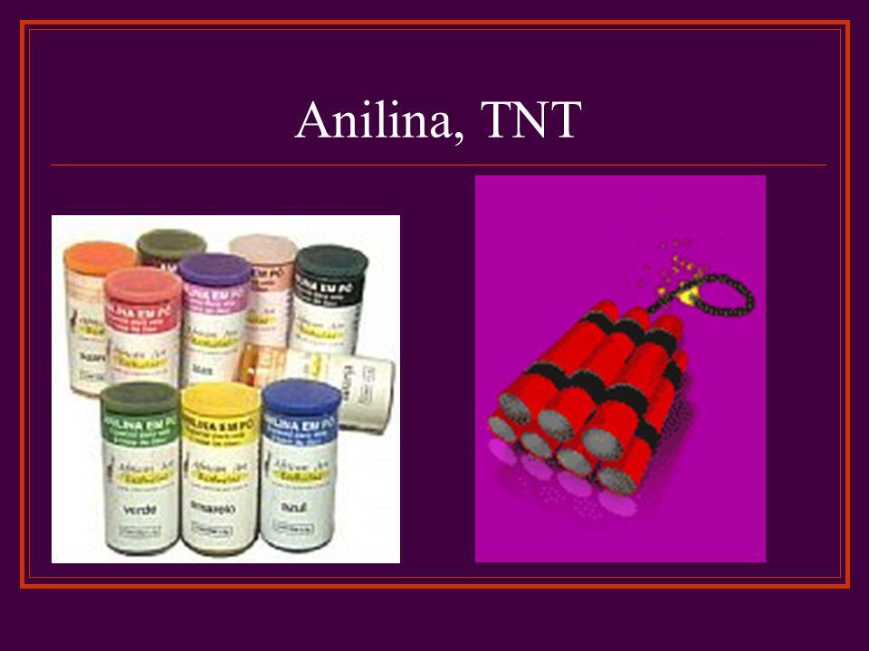 Anilina, TNT