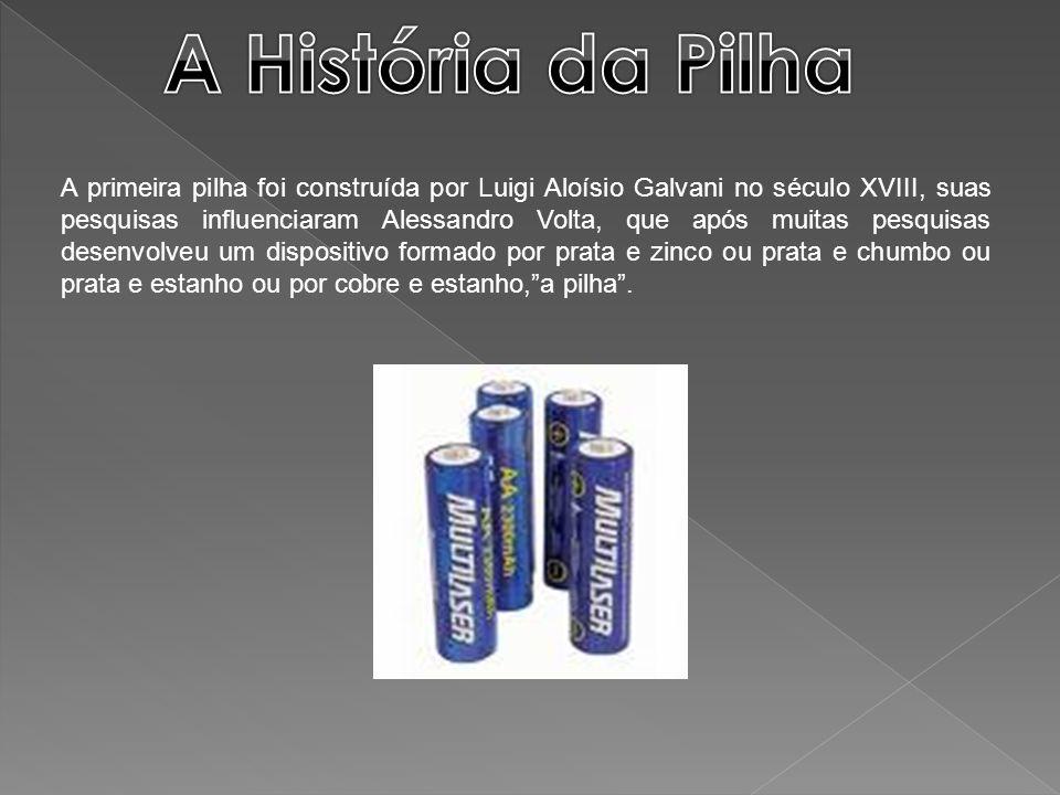 A História da Pilha