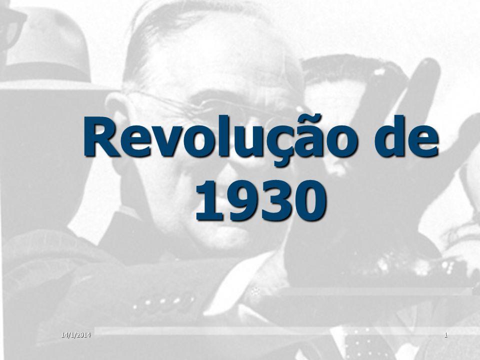 Revolução de 1930 Clique para adicionar texto 25/03/2017