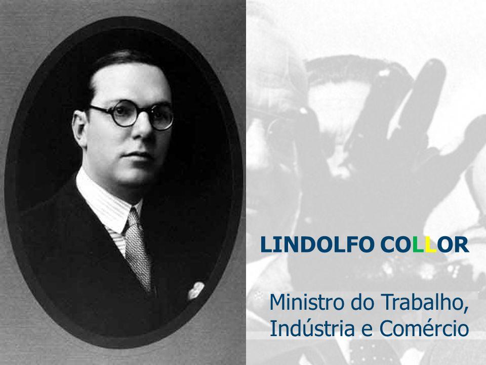 Ministro do Trabalho, Indústria e Comércio