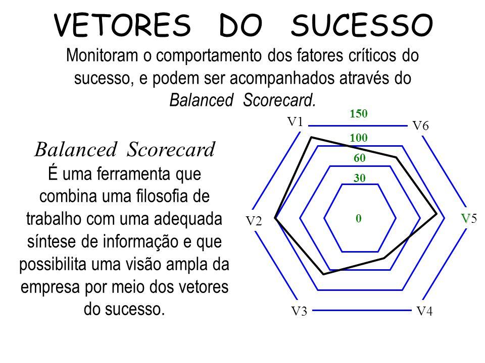 VETORES DO SUCESSO Balanced Scorecard