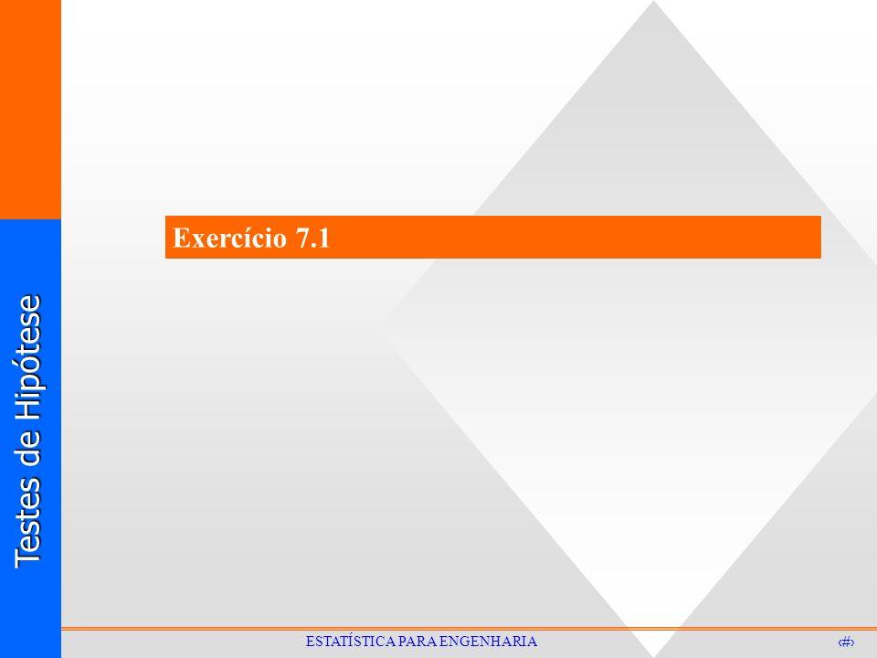 Exercício 7.1