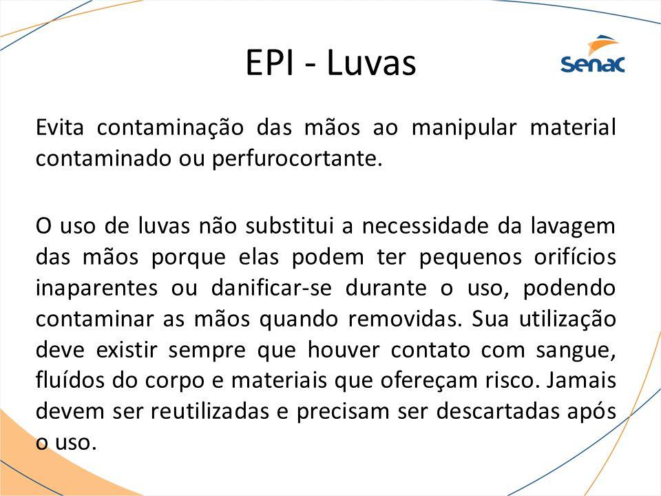EPI - Luvas