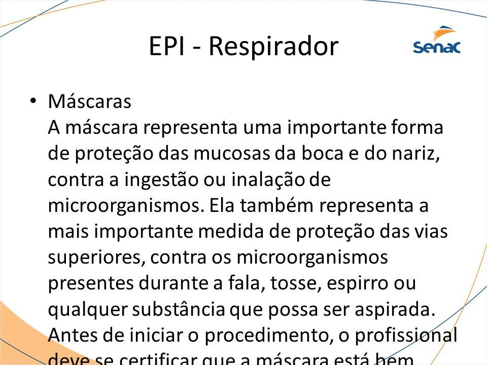 EPI - Respirador