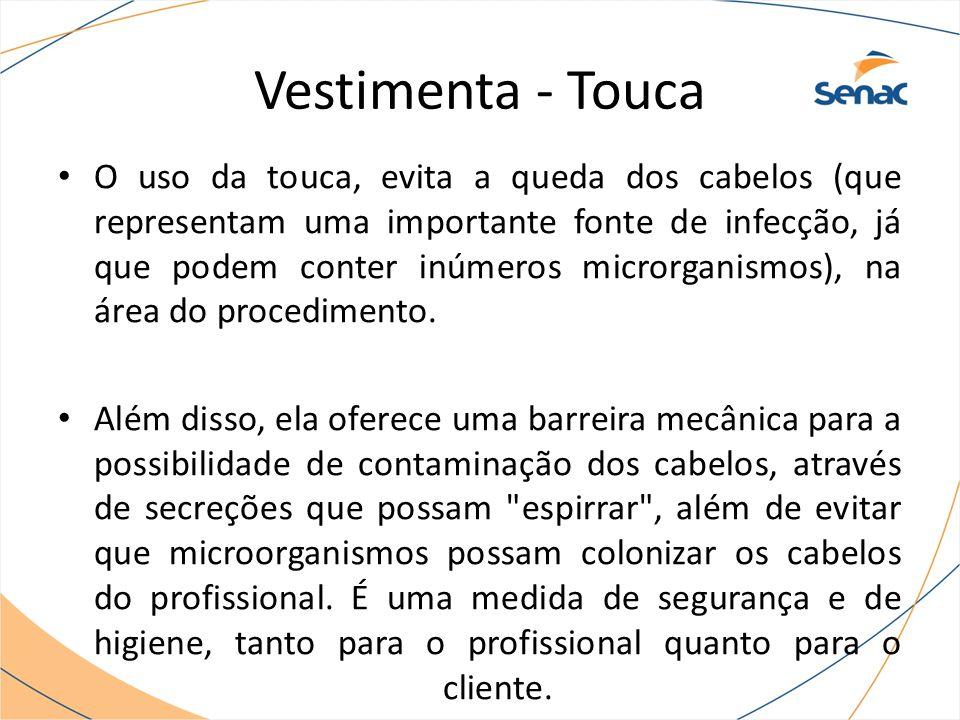 Vestimenta - Touca