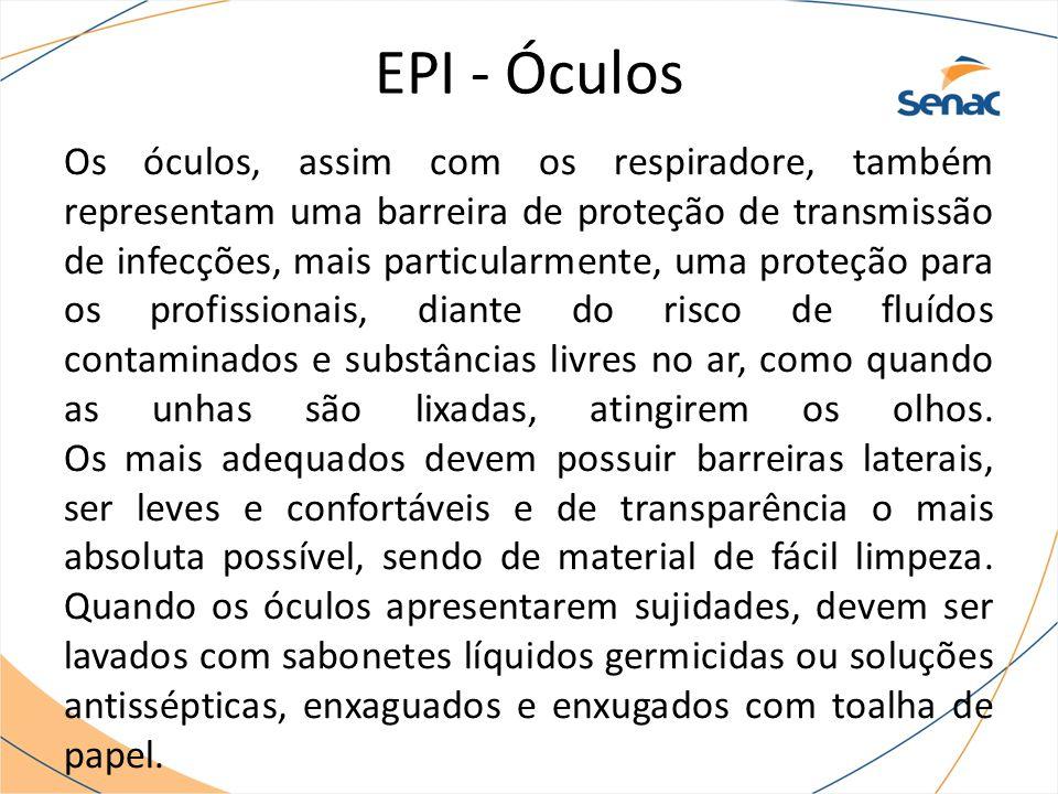 EPI - Óculos