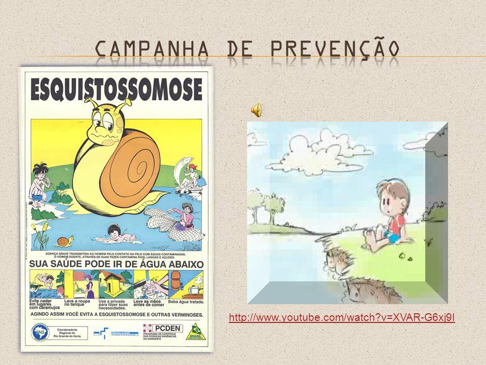 Campanha de prevenção http://www.youtube.com/watch v=XVAR-G6xj9I