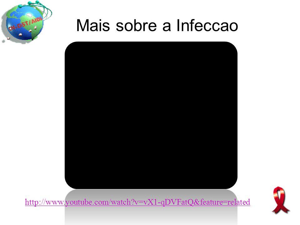 Mais sobre a Infeccao http://www.youtube.com/watch v=vX1-qDVFatQ&feature=related