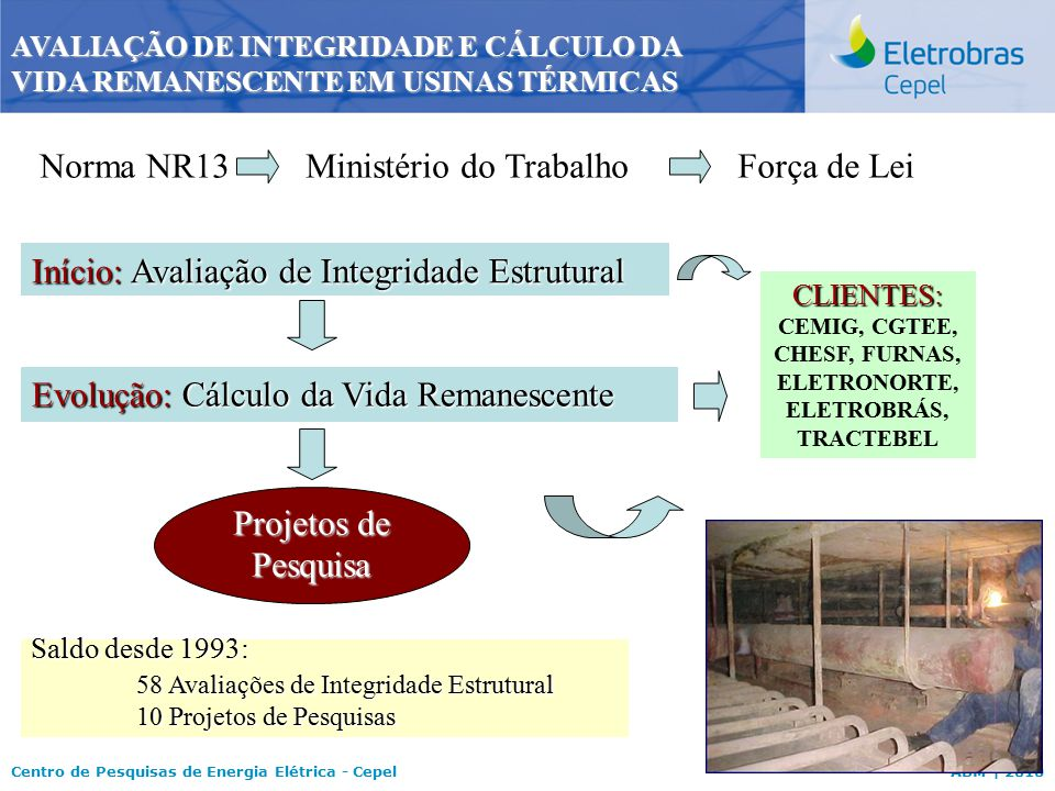 Ministério do Trabalho Norma NR13