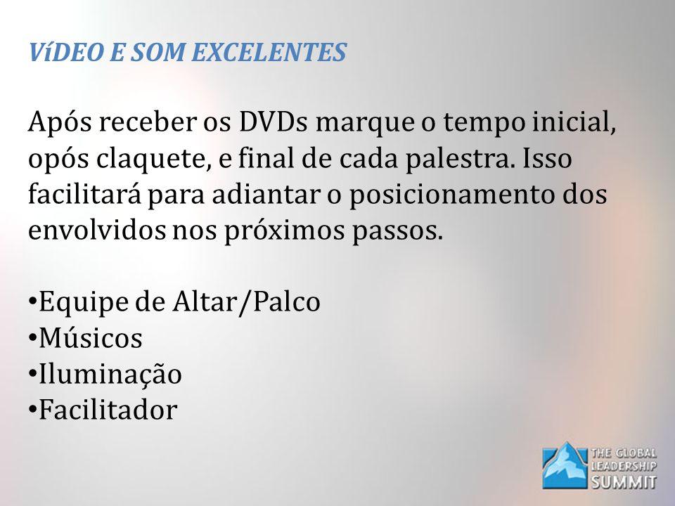 VíDEO E SOM EXCELENTES