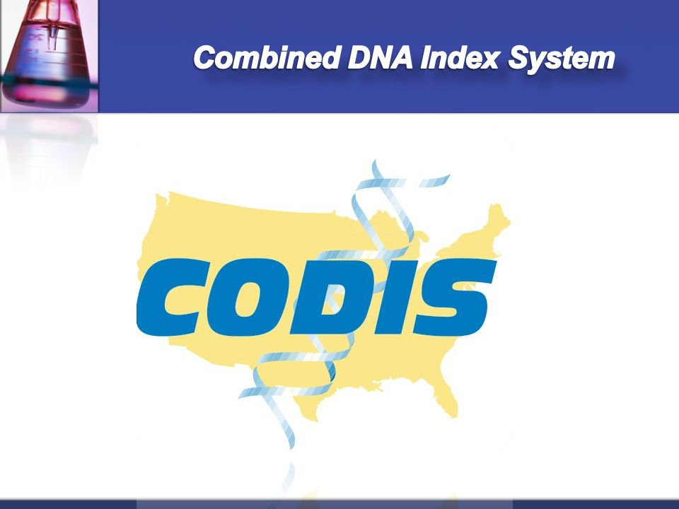 Combined DNA Index System