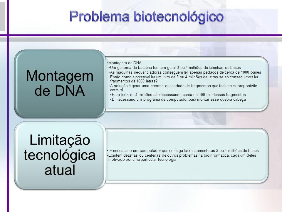 Problema biotecnológico