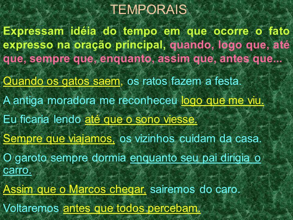 TEMPORAIS