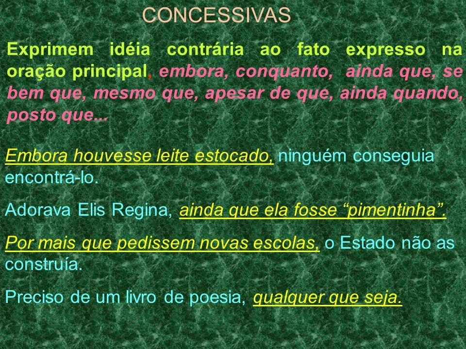 CONCESSIVAS