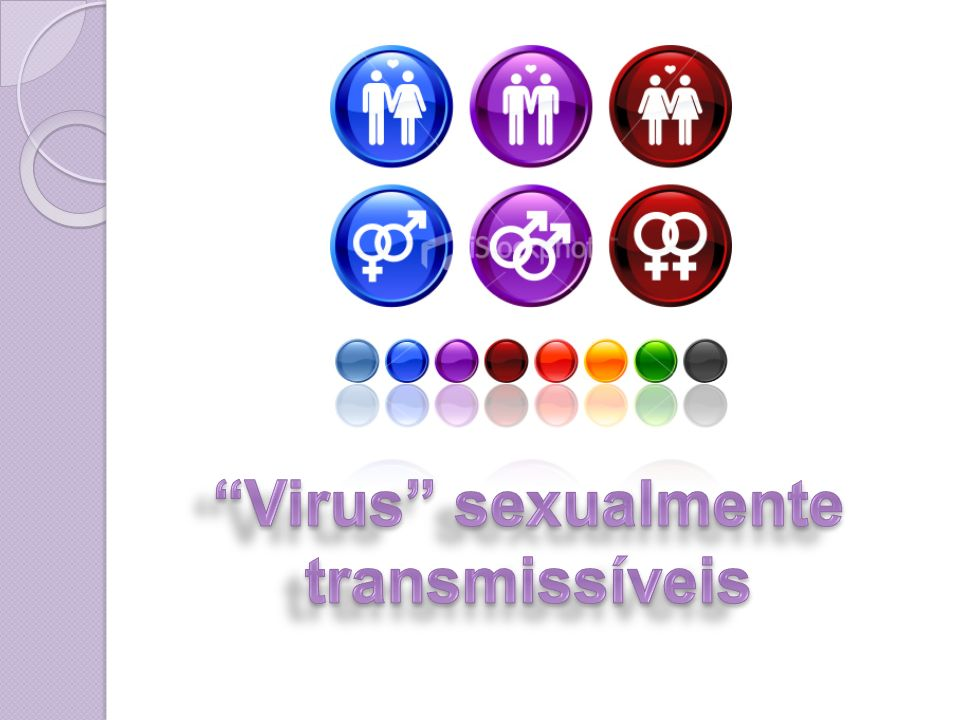 Virus sexualmente transmissíveis