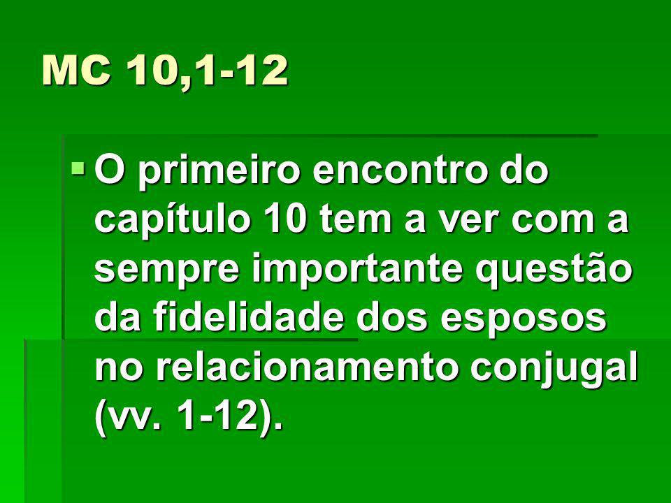MC 10,1-12