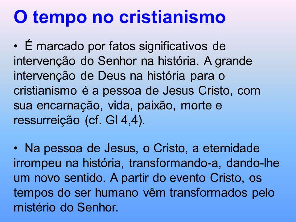 O tempo no cristianismo