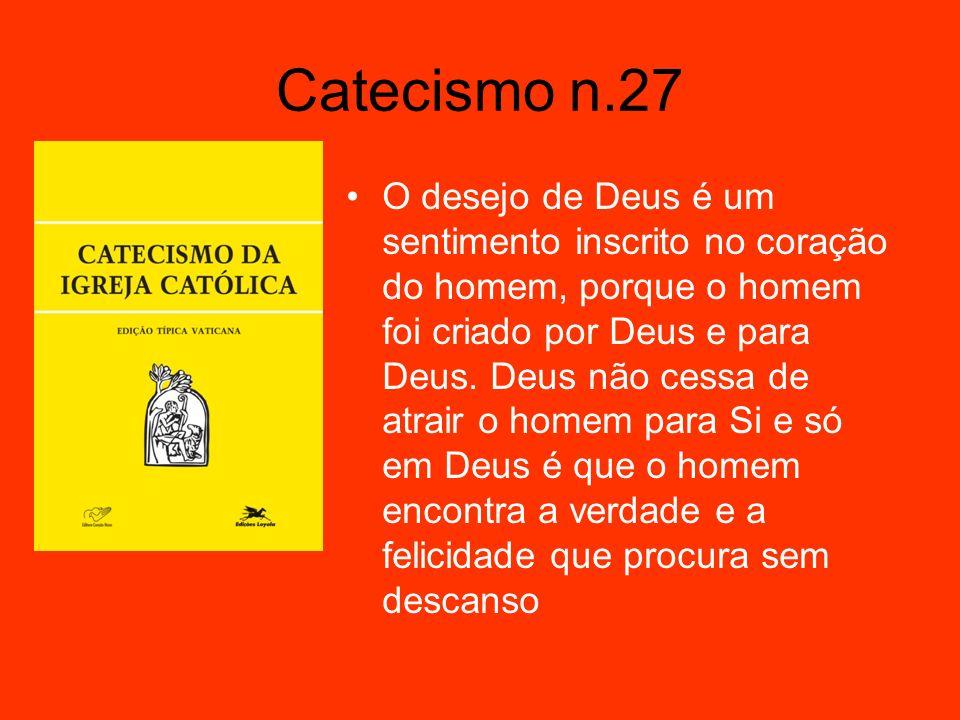 Catecismo n.27