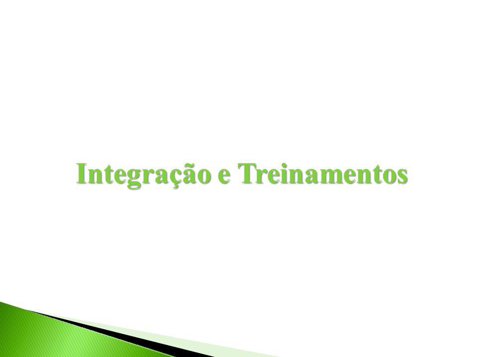 Integração e Treinamentos