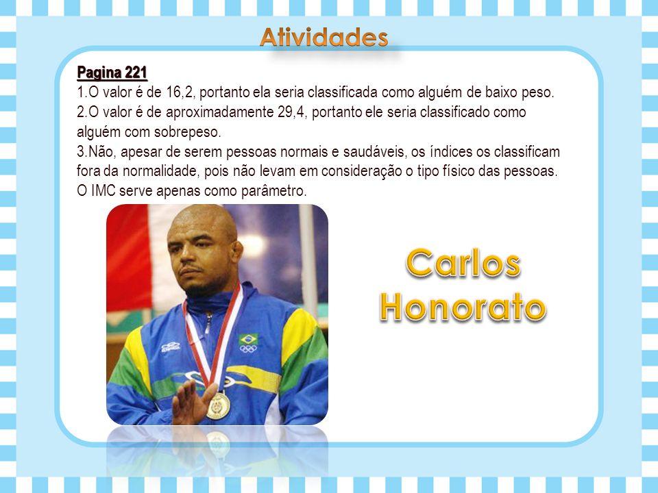 Carlos Honorato Atividades Pagina 221