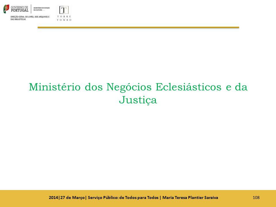 Ministério dos Negócios Eclesiásticos e da Justiça