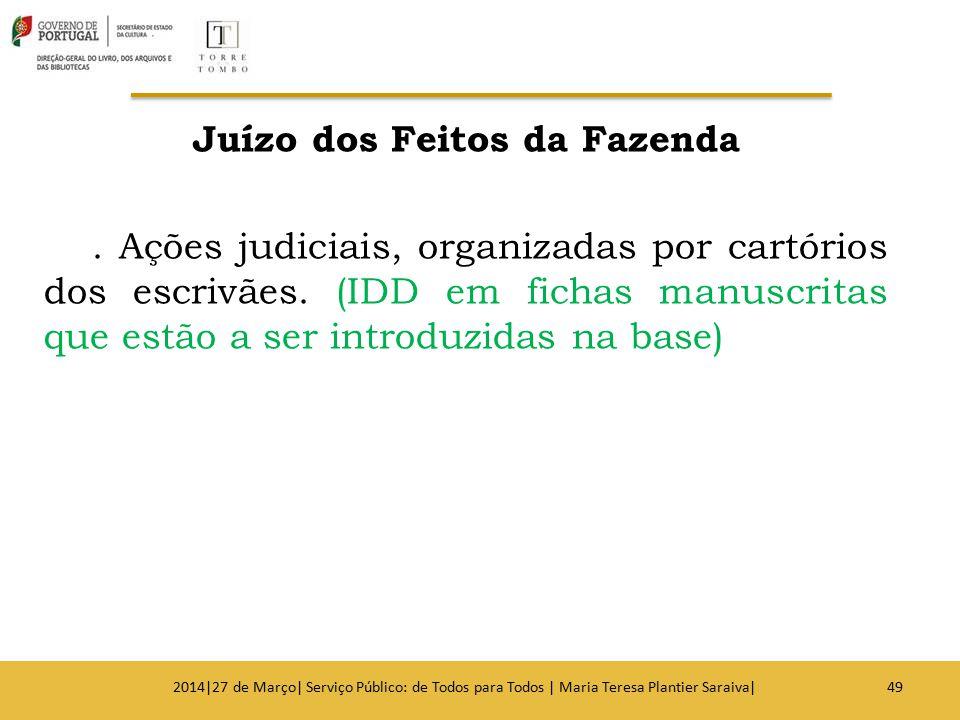 Juízo dos Feitos da Fazenda
