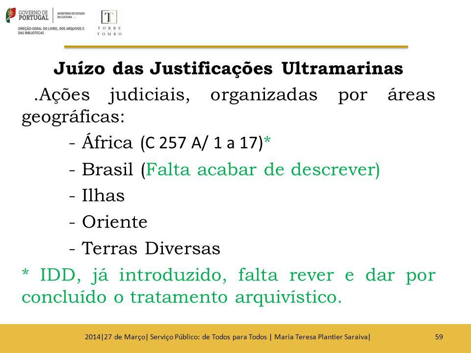 Juízo das Justificações Ultramarinas