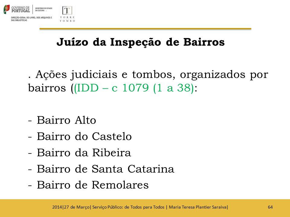 Juízo da Inspeção de Bairros